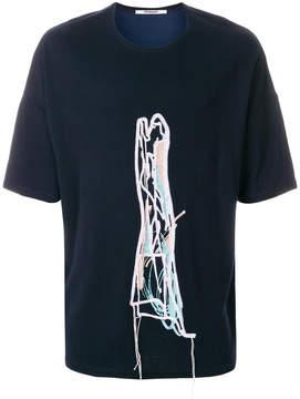 Chalayan oversized T-shirt