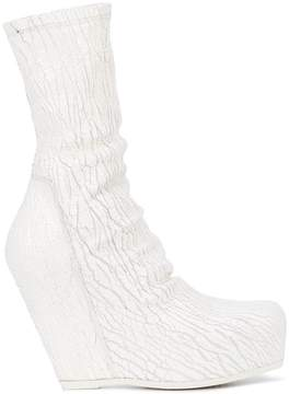 Rick Owens Sock Wedge
