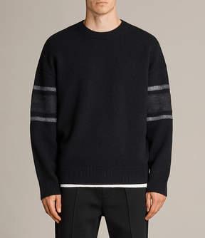 AllSaints Haus Crew Sweater