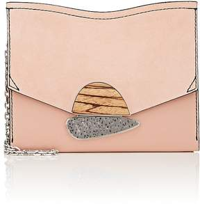 Proenza Schouler Women's Curl Small Leather Clutch