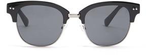 Forever 21 Classic Browline Sunglasses