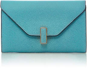 Valextra Iside Small Leather Wallet