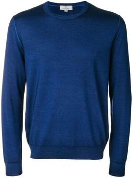 Canali classic fitted sweater