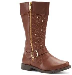 Rachel Eastport Girls' Tall Riding Boots