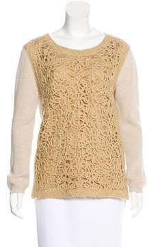 Agnona 2016 Wool Sweater w/ Tags