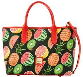 Dooney & Bourke Ambrosia Brielle Top Handle Bag - BLACK - STYLE