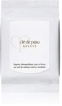 Clé de Peau Beauté Women's Eye & Lip Makeup Remover Sheets