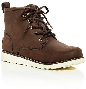 UGG Boys' Maple II Lace Up Boots - Little Kid, Big Kid