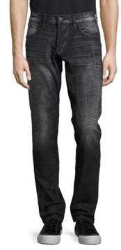 Hudson Systematic Slim Straight Jeans