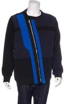 Dries Van Noten Zip-Up Sweatshirt