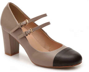 Journee Collection Women's Rory Pump