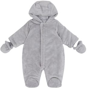 Absorba Faux Fur Bear Snowsuit