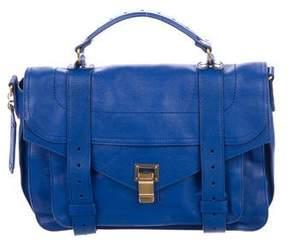 Proenza Schouler PS1 Leather Satchel