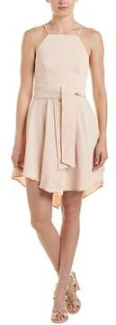 C/Meo Collective Do It Right Halter Shift Dress.
