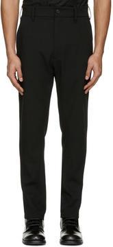 Ann Demeulemeester Black Classic Trousers