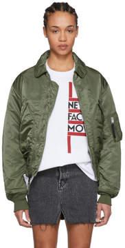 Alpha Industries Alyx Green Edition Pilot Jacket