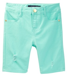 Tommy Hilfiger Colored Denim Bermuda Short (Big Girls)