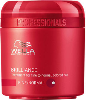 Wella Brilliance Treatment - Fine to Normal - 5.1 oz.