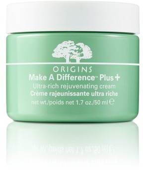 Origins Make A Difference(TM) Plus+ Ultra-Rich Rejuvenating Cream