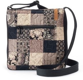 Donna Sharp Hipster Quilted Patchwork Crossbody Bag