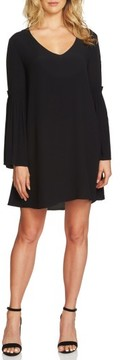 1 STATE Women's 1.state Bell Sleeve Swing Dress