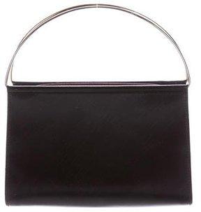 Cartier Metal Top Handle Bag