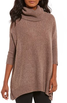 Antonio Melani Luxury Collection Sienna Cashmere Poncho Sweater