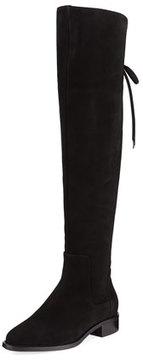 Aquatalia Nicki Over-The-Knee Suede Boot
