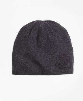 Brooks Brothers Cashmere Knit Beanie