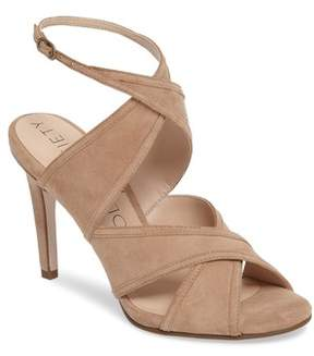 Sole Society Women's Esme Cross Strap Sandal