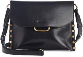 Isabel Marant Sinky Leather Crossbody Bag