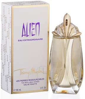 Thierry Mugler Alien Extraordinaire By Eau De Toilette Refillable Spray For Women 3.0 Oz (90 Ml) (W)