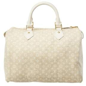 Louis Vuitton Dune Monogram Mini Lin Canvas Speedy 30. - MULTIPLE COLORS - STYLE