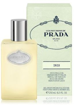 Prada Les Infusions Iris Bath & Shower Gel/8.5 oz.
