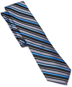 Arrow Men's Skinny-Striped Tie