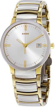 Rado Centrix Silver Dial Men's Watch