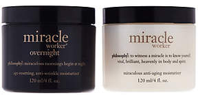 philosophy Super-Size Miracle Worker Am/Pm Duo4 Oz.