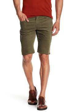 Ezekiel Bryce Slim Fit Corduroy Shorts