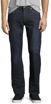 Joe's Jeans Brixton Slim-Straight Denim Jeans, Oil Slick Indigo