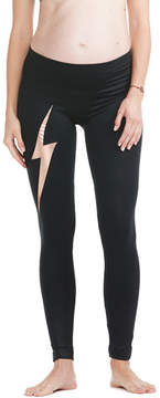 Electric Yoga Rose Gold Bolts 4 days Leggings