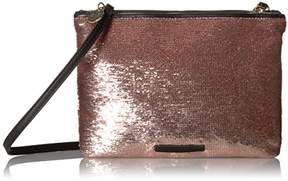 Armani Exchange A X Sequined Pouch