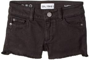DL1961 Kids Lucy Cut Off Shorts in Arrowhead Girl's Shorts