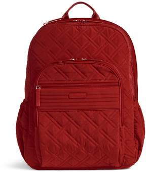 Vera Bradley Campus Tech Backpack - VERA VERA CARDINAL RED - STYLE