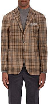 Boglioli Men's K2 Plaid Wool-Blend Two-Button Sportcoat