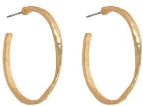 Fornash Chester Hoop Earrings