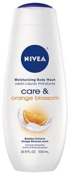 Nivea Care & Happiness Body Wash - 16.9oz