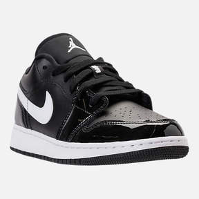 Nike Kids' Grade School Air Jordan 1 Low Basketball Shoes