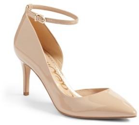Sam Edelman Women's Tia Ankle Strap Pump