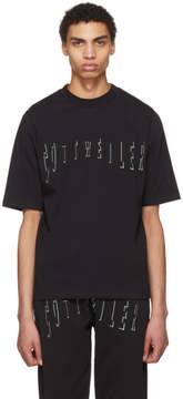 Cottweiler Black Logo Signature 2.0 T-Shirt