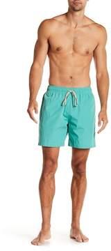 Faherty BRAND Beacon Drawstring Swim Trunks